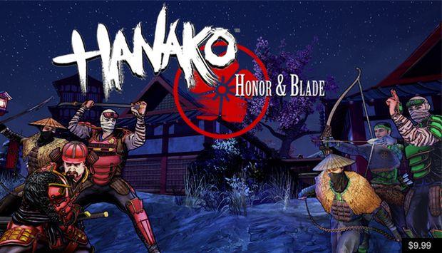 Hanako: Honor & Blade Free Download
