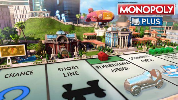 MONOPOLY PLUS Torrent Download