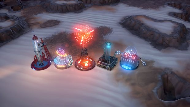 Offworld Trading Company - Conspicuous Consumption PC Crack
