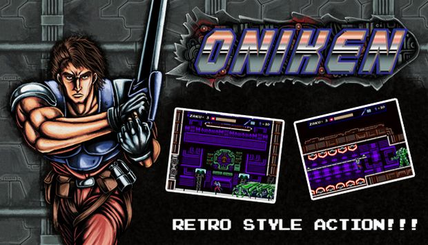 Oniken: Unstoppable Edition Free Download