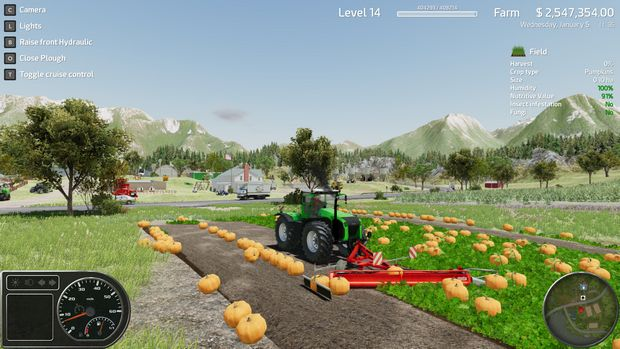 Professional Farmer: American Dream Free Download
