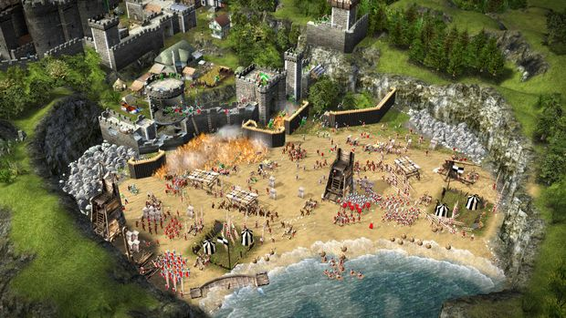 Stronghold 2: Steam Edition Free Download