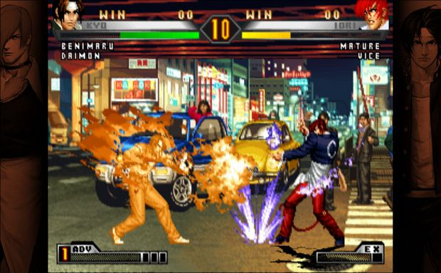 The King of Fighters '98 Ultimate Match Final Edition Free Download