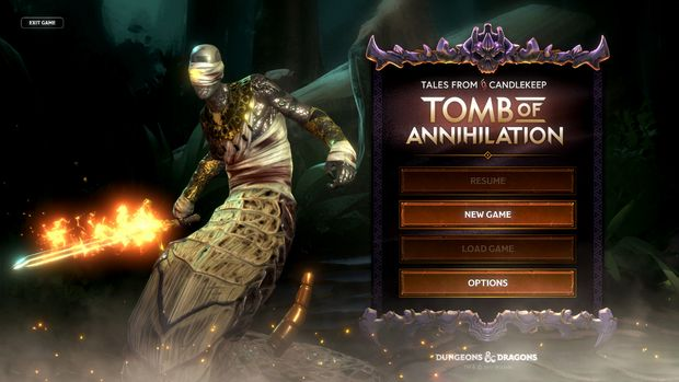 Tales from Candlekeep: Tomb of Annihilation Torrent Download