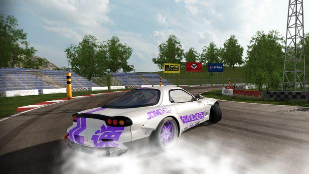 FURIDASHI: Drift Cyber Sport PC Crack