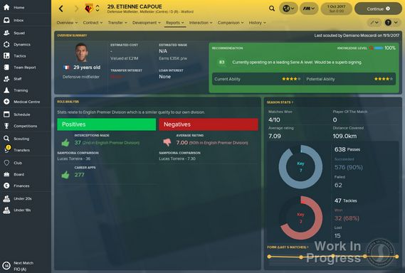 Football Manager 2018 PC Crack