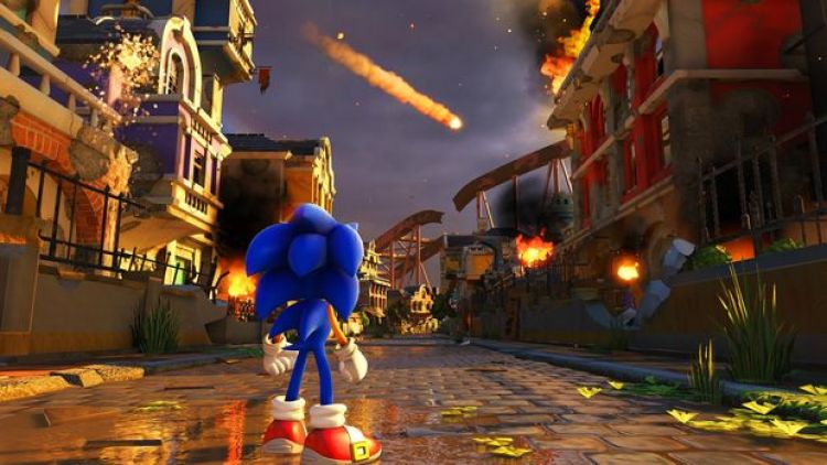 Image result for SONIC FORCES PRO 2020 CRACK""