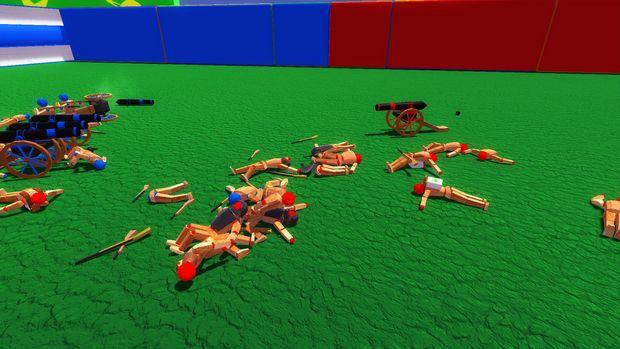 Wooden Battles PC Crack