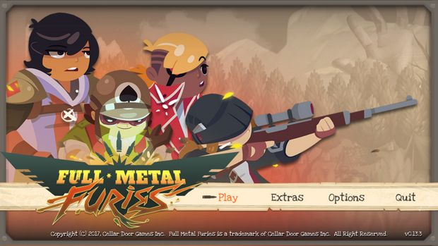 Full Metal Furies Torrent Download