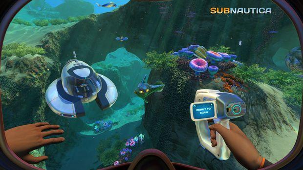 Subnautica Torrent Download