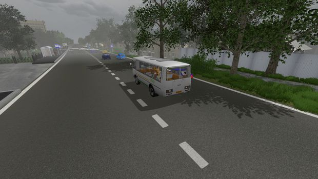 Bus Driver Simulator 2018 PC Crack