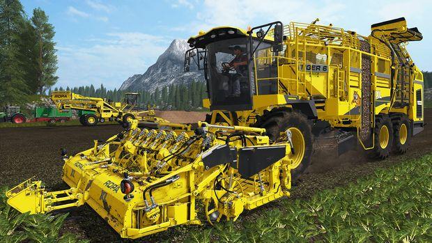 Farming Simulator 17 Platinum Edition ROPA Torrent Download