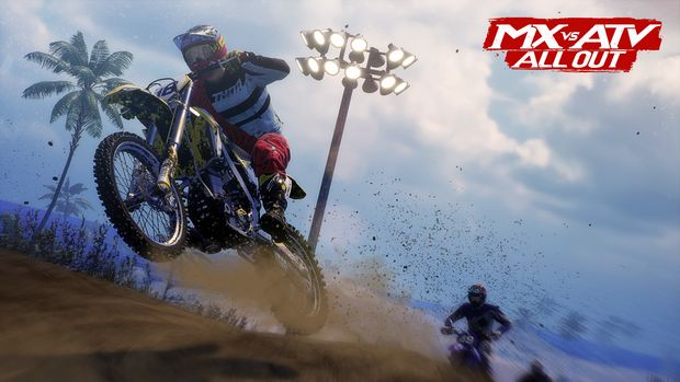 MX vs ATV All Out PC Crack