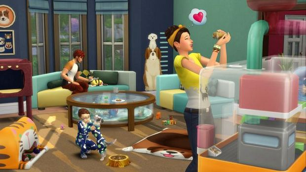 The Sims 4 My First Pet Stuff Torrent Download