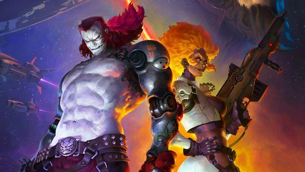 Raiders of the Broken Planet Torrent Download