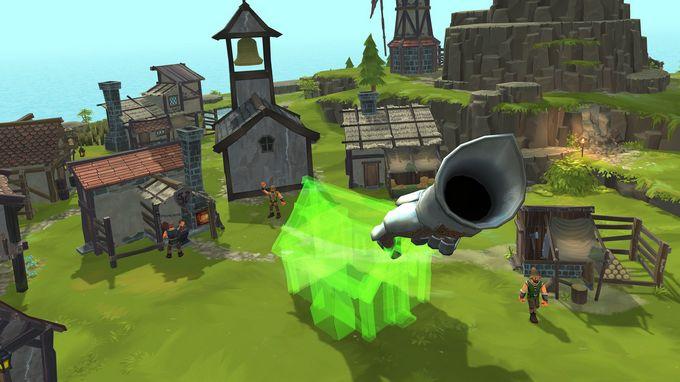 Townsmen VR PC Crack