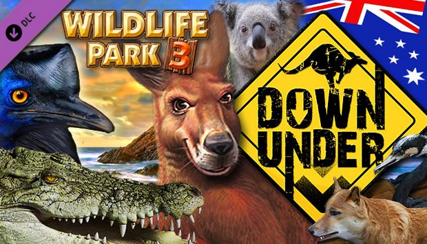 Wildlife Park 3 - Down Under Free Download