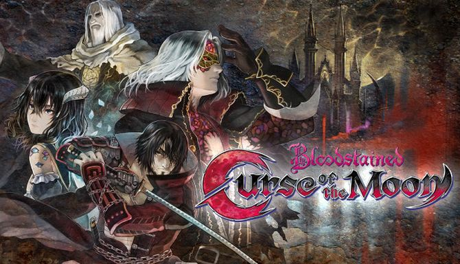 Image result for bloodstained: curse of the moon