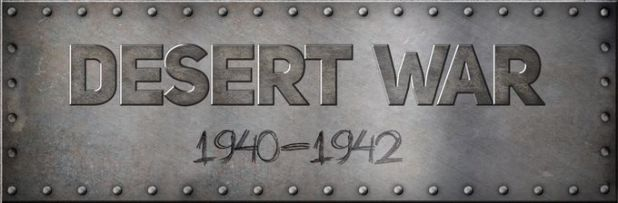 Desert War 1940-1942 Free Download