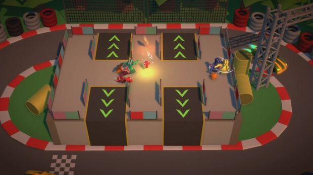 Tanks With Hands: Armed and Treaded Torrent Download