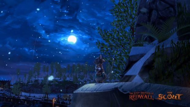 The Lost Legends of Redwall : The Scout PC Crack