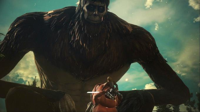 Attack on Titan 2 - A.O.T.2 - 進撃の巨人2 PC Crack