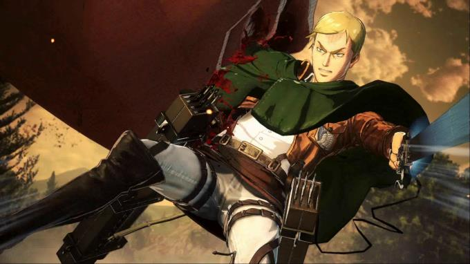 Attack on Titan 2 - A.O.T.2 - 進撃の巨人2 Torrent Download