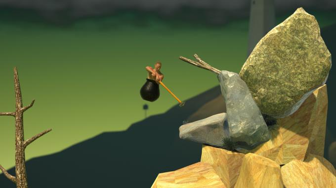 Getting Over It with Bennett Foddy PC Crack
