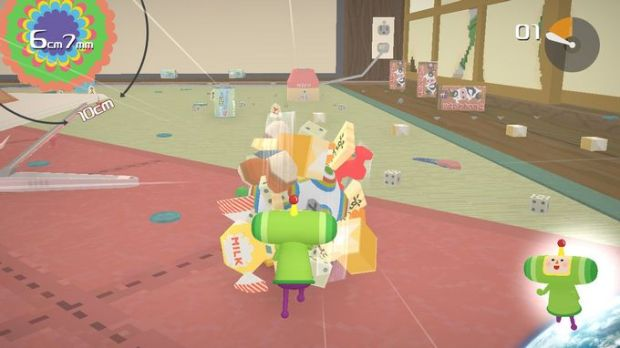 Katamari Damacy REROLL Torrent Download