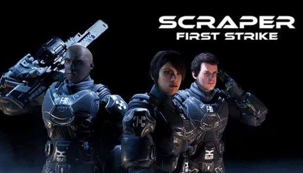 Scraper: First Strike Free Download
