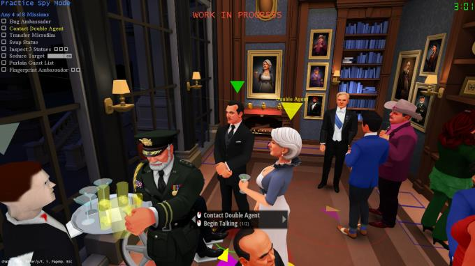 SpyParty Torrent Download
