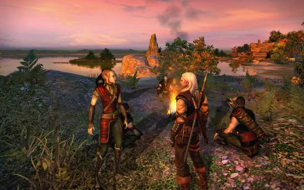 The Witcher: Enhanced Edition Director's Cut PC Crack
