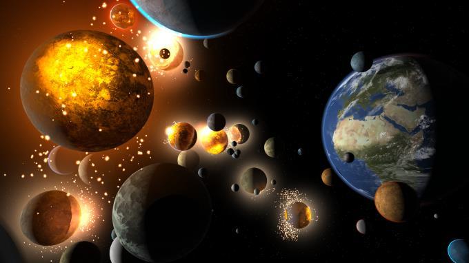 Universe Sandbox ² Torrent Download