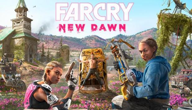 Far Cry New Dawn Free Download