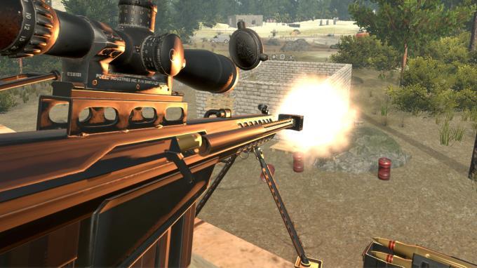 Mad Gun Range VR Simulator Torrent Download