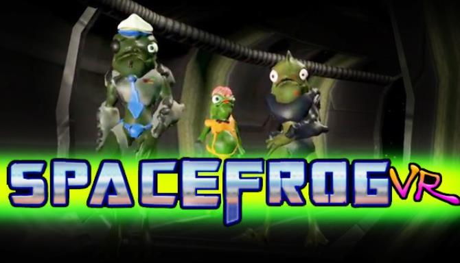 SpaceFrog VR Free Download