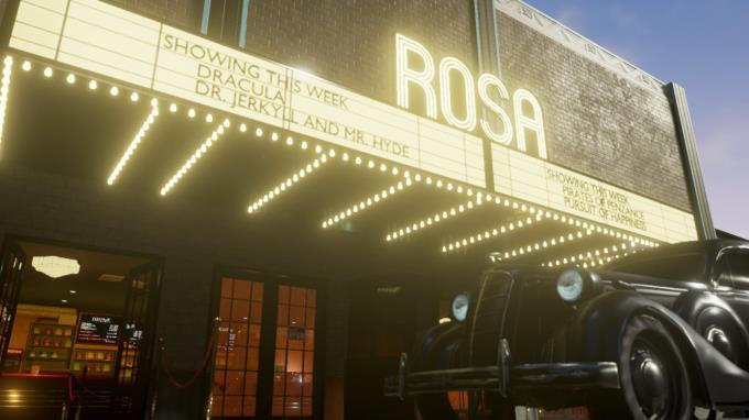 The Cinema Rosa Full İndir - Dowload