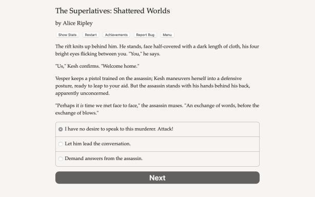 The Superlatives: Shattered Worlds Torrent Download