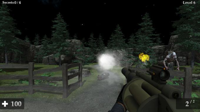 All Evil Night 2 PC Çatlak