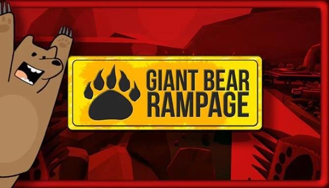 Dev Ayı Rampage! - bir Kaiju Bear Simülatörü Ücretsiz İndir