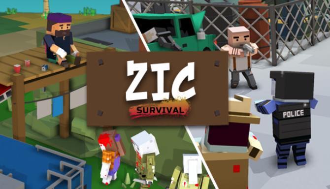 ZIC: Hayatta Kalma Ücretsiz İndir