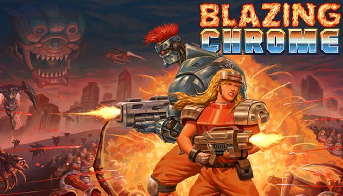 Blazing Chrome Free Download