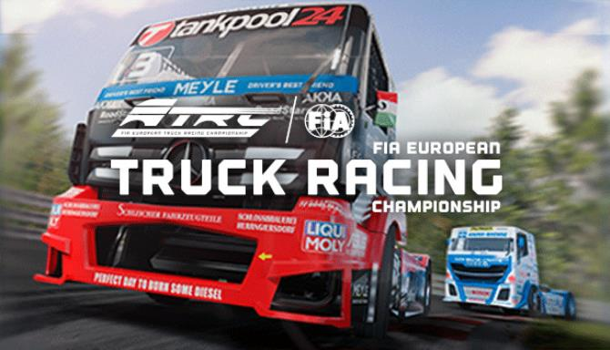 FIA Avrupa Kamyon Yarışları Şampiyonası Free Download