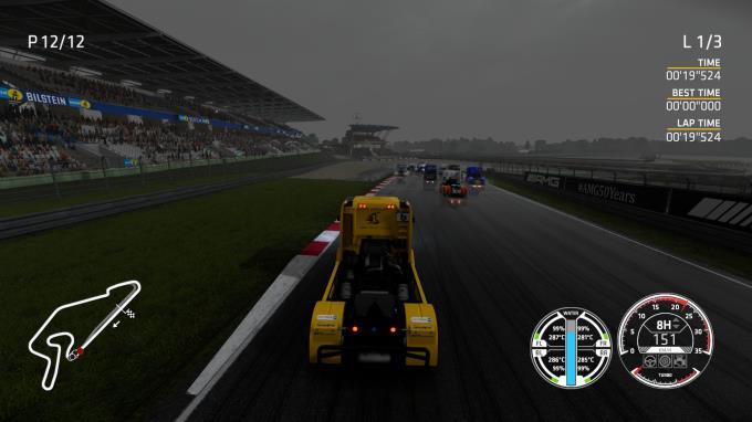 FIA Avrupa Kamyon Yarışı Şampiyonası PC Crack