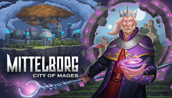Mittelborg: Büyücüler Şehri Ücretsiz İndir