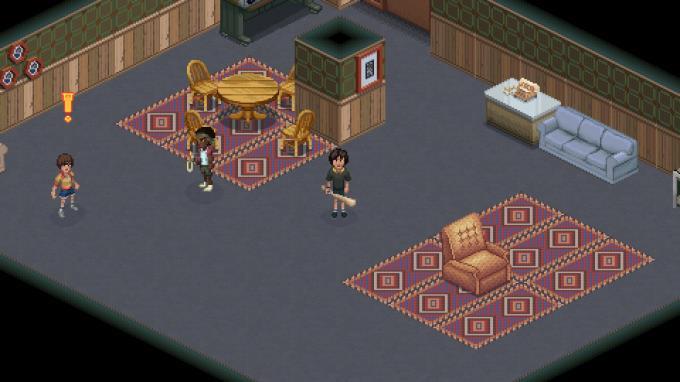 Garip Şeyler 3: Oyun Torrent İndir