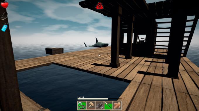 Survive on Raft Torrent Download