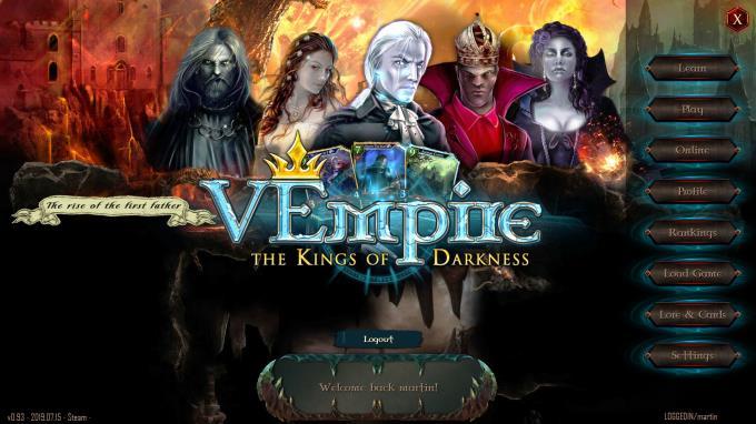 VEmpire - Karanlığın Selinin Kralları İndir