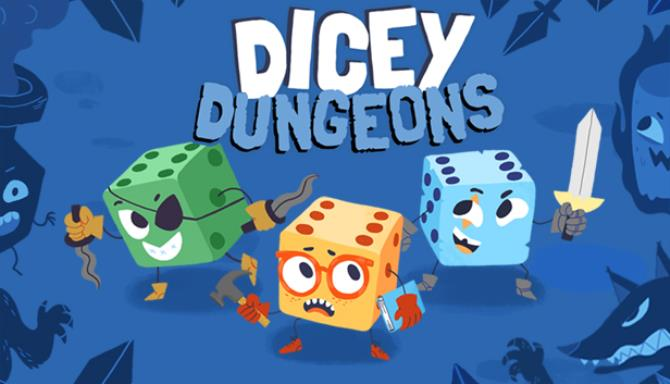 Dicey Dungeons Bedava İndir