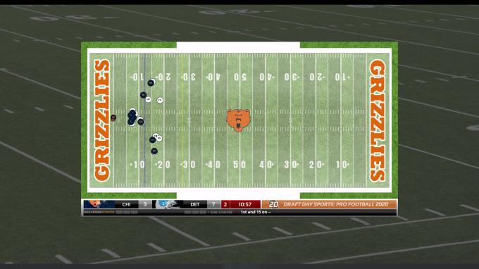 Taslak Gün Sporları: Pro Football 2020 Torrent İndir
